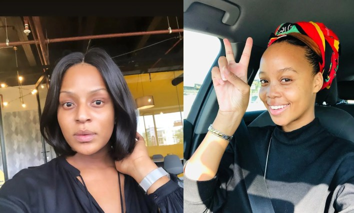 Ntando Duma And Jessica Nkosi