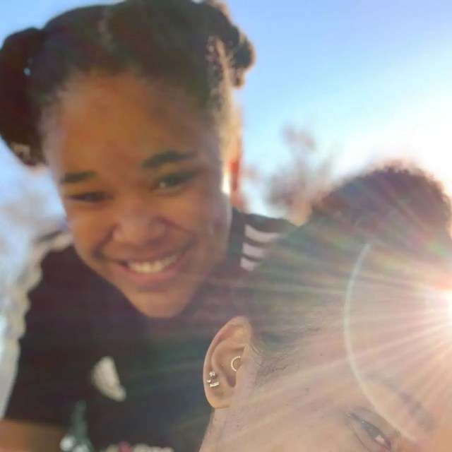 Pearl Thusi and Thando
