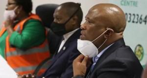 Sindiswa Gomba Zweli Mkhize Oscar Mabuyane