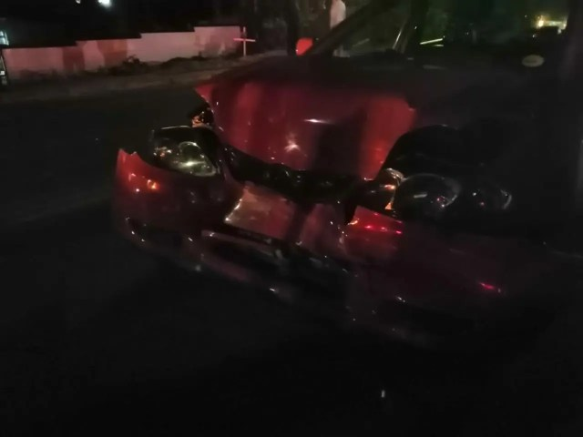 South Coast crash