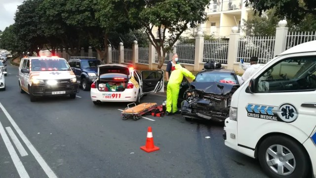 Umhlanga crash
