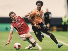 Wolves Arsenal