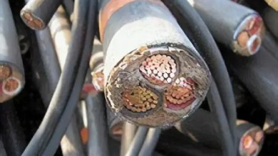 cable theft