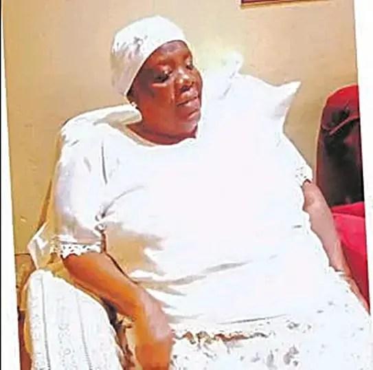 woman declared dead