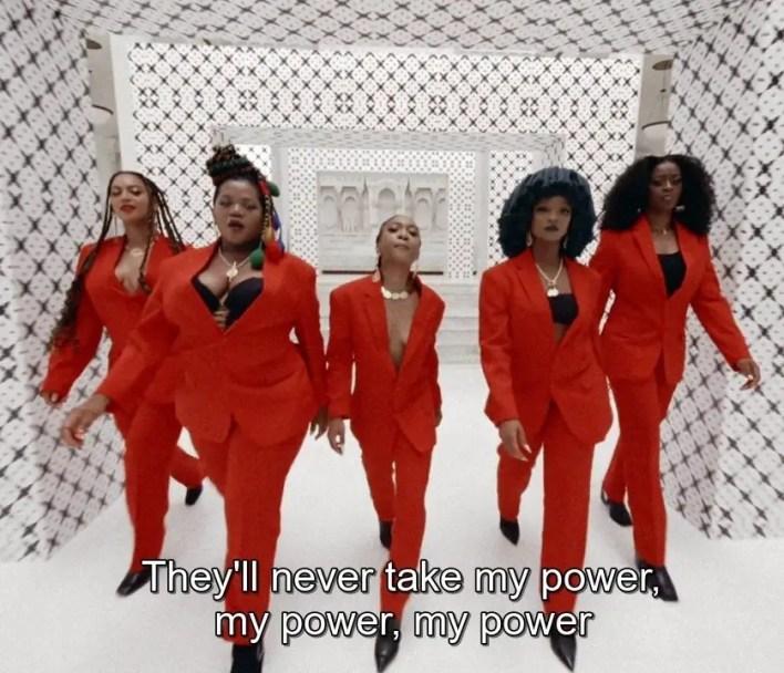 Beyonce power