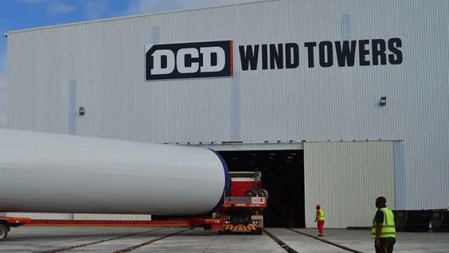 DCD Wind Towers