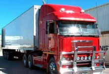 Driver Ultra Heavy Vehicle