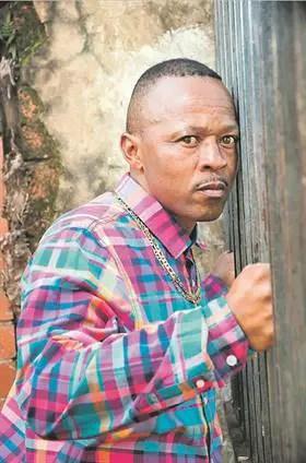 Ernest Msibi,