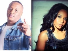 Jub Jub and Kelly Khumalo