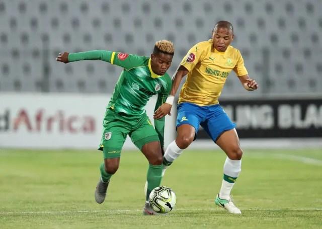 Mamelodi Sundowns 0 - 1 Baroka FC