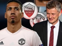 Smalling and Ole