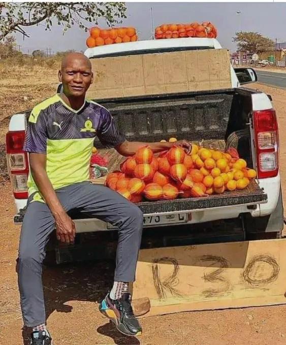 Warren Masemola Inspires Fans