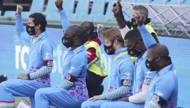 cricket black lives matter