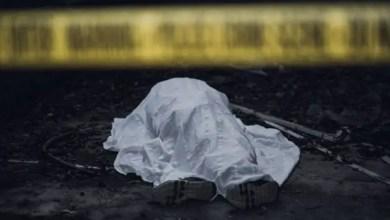 crime - dead body