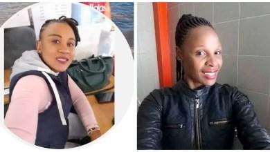 Amanda Mbuyazi and Neli Mkhwanazi