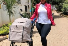 Photo of Curvy socialite Corazon Kwamboka shows off her beautiful body