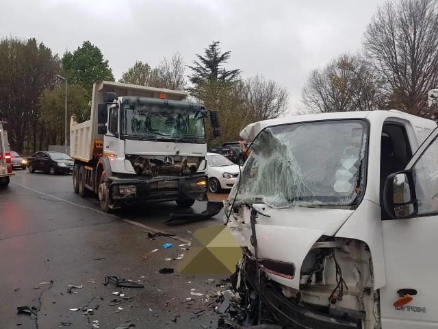 Joburg Truck Accident