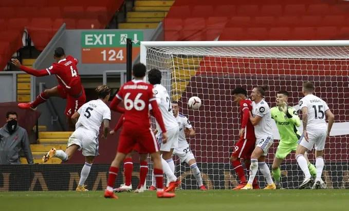 Liverpool 4 - 3 Leeds United