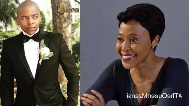 Loyiso McDonald and Vuyiswa Maake
