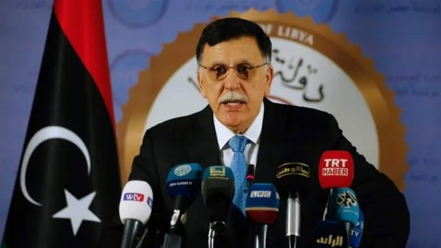 Prime Minister Fayez al-Serraj