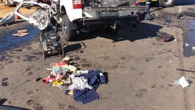 Three dead, multiple others injured in in fiery Bapsfontein crash