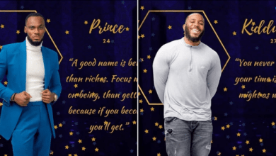 BBNaija 2020: Twitter reacts to Prince and Kiddwaya's eviction yesterday