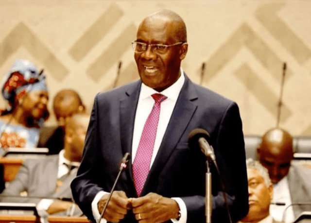 The 2021 National Budget is to be read on Friday, September 25, 2020