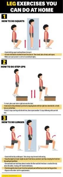 leg exercise