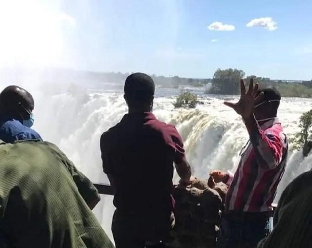 Lungu wants more local tourists