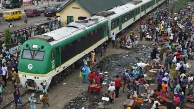 New rail line project worth 1.96 billion U.S starting in Nigeria