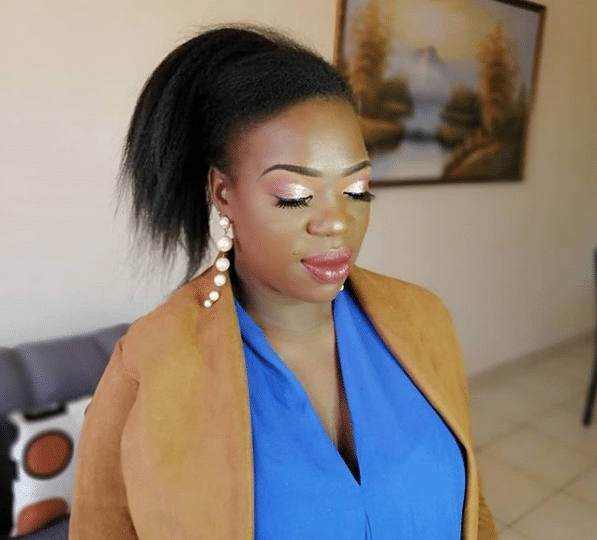 Ruth Matete continues to mourn hubby