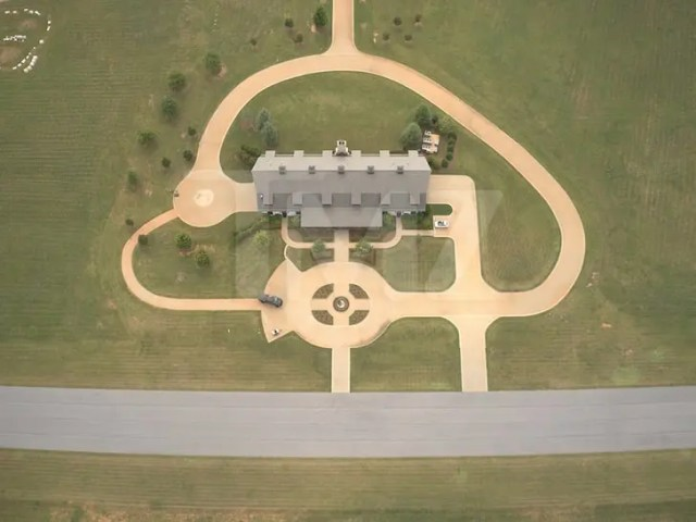 Tyler Perry's new estate shows exactly how rich the man is, it includes an airport