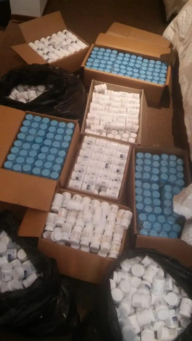 ARV tablets