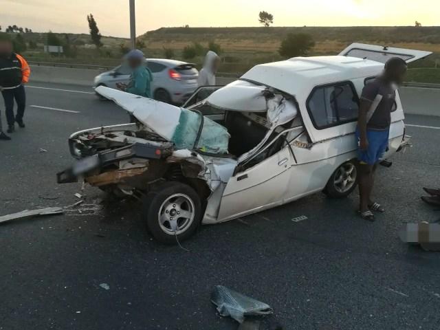 Bakkie Accident