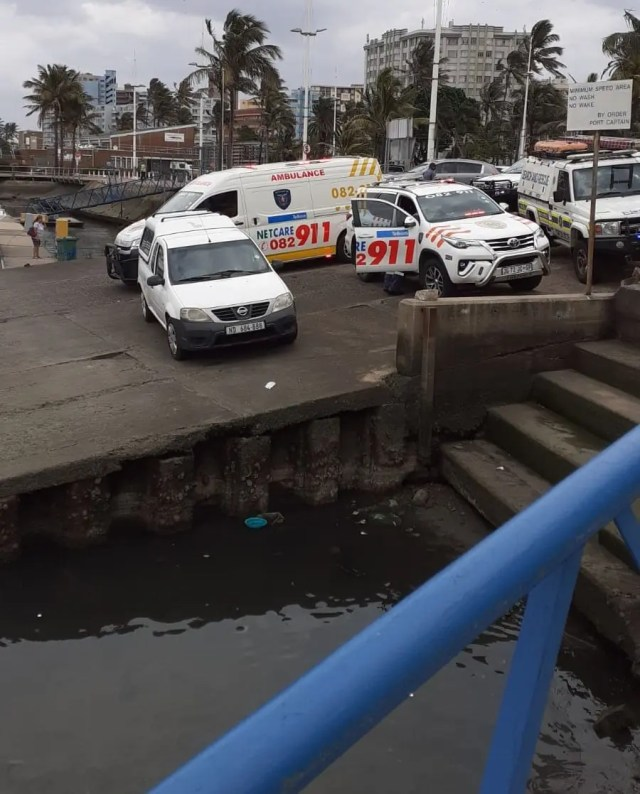 Body Found in harbour