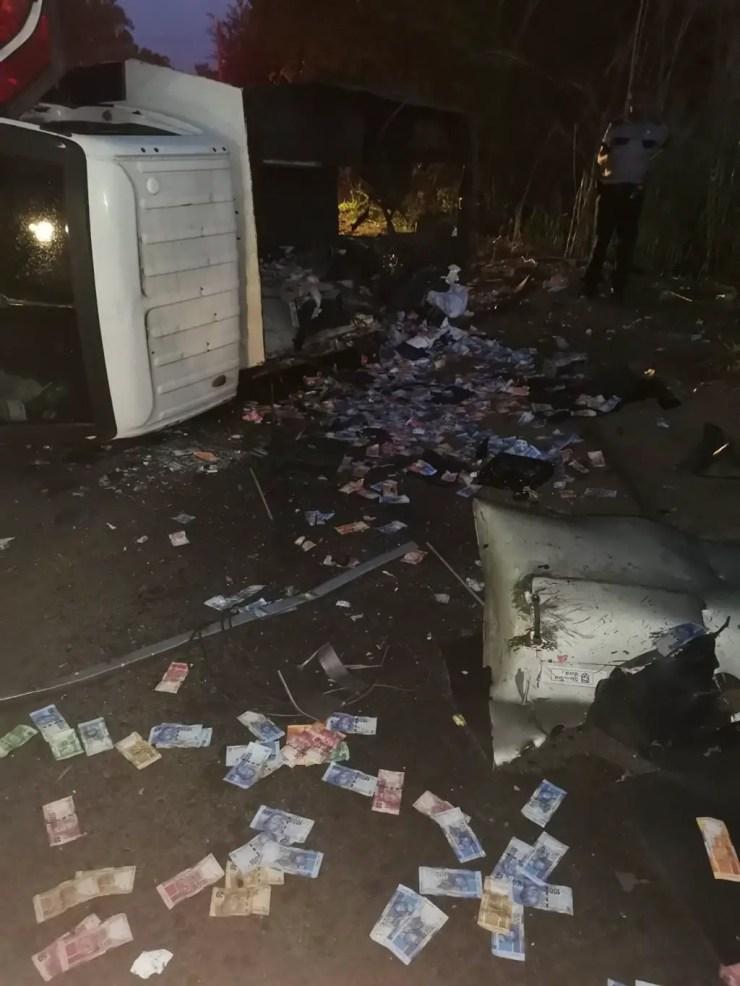 Rustenburg cash-in-transit heist goes horribly bad