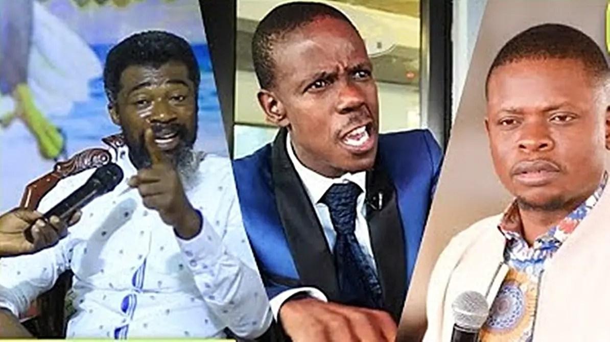 Ghanaian prophet warns Pastor Mboro about Prophet Bushiri