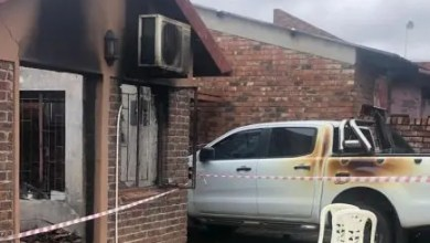 Limpopo father sets his house on fire and dies together with his 2 daughters
