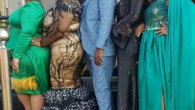 Polygamist Musa Mseleku family