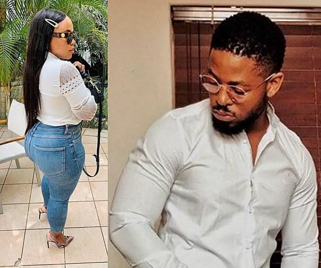Prince Kaybee and his girlfriend Zola Ayabulela Mhlongo