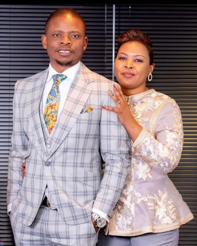 Prophet Bushiri and Mary