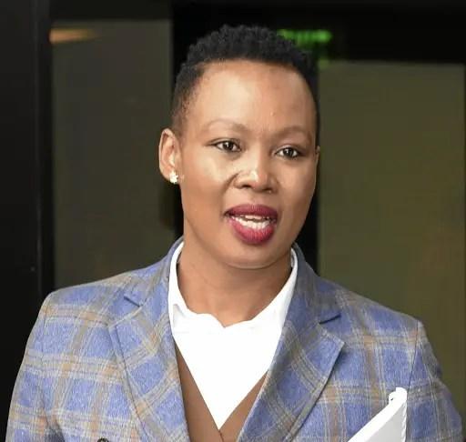 Stella Ndabeni-Abrahams