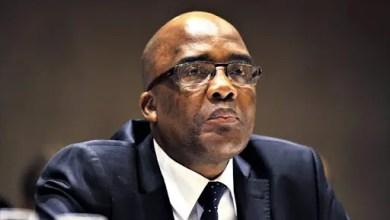 Affairs Minister Aaron Motsoaledi