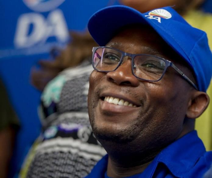 New DA Western Cape leader Bonginkosi Madikizela calls for party unity