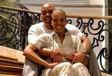 Connie and Shona Ferguson