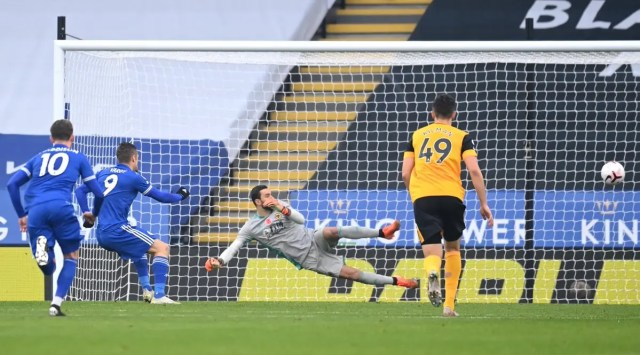 Leicester City 1 - 0 Wolves