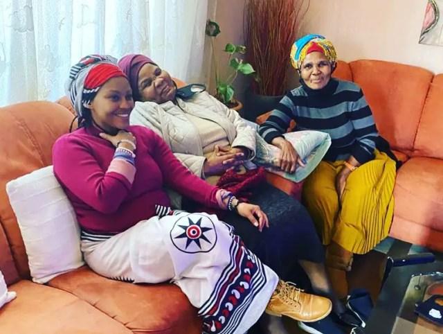 Letoya Makhene & lesbian lover Lebo's lobola negotiations