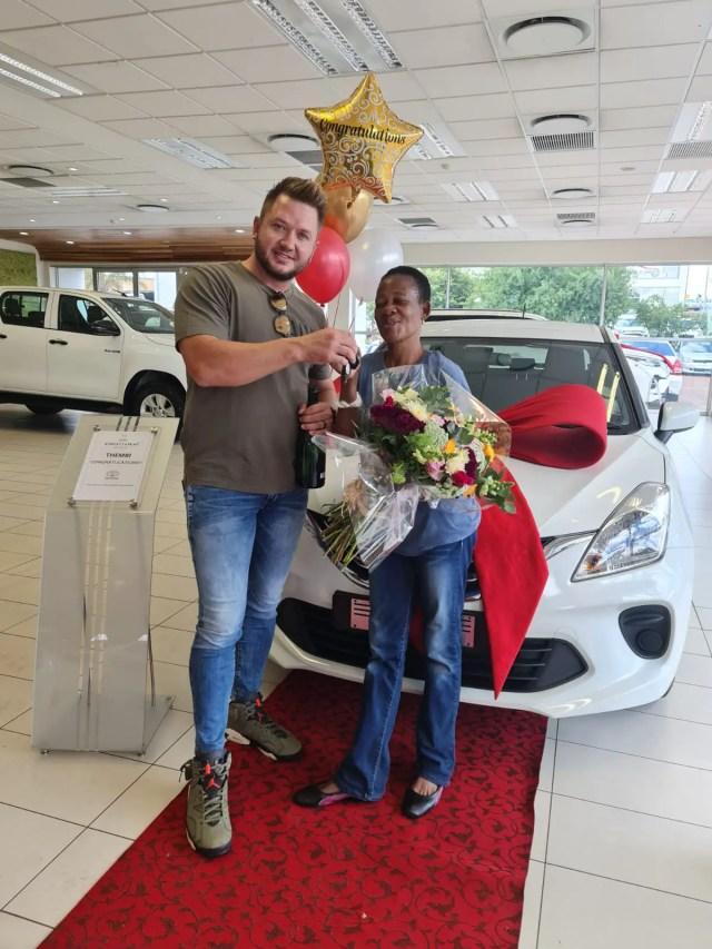 Malcolm Wentzel buys Thembi Ubisi