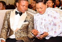 Shepherd Bushiri and Mary