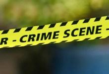 field crime scene
